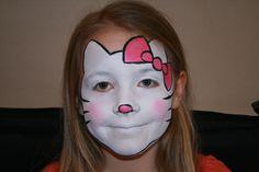 Hello KittyoArtist Kate Cox (Funky Monkey Face Painting & Body Ar)t