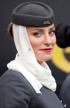 Etihad Airways cabin crew, UAE
