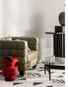 Glass Furniture, Find Furniture, The Design Files, Earthy, Latest Trends, Couch, Ottoman, Living Room, Chair