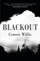 Blackout by Connie Willis.  [With All Clear], this is actually one novel published in two parts.  It's a pretty fascinating combination of historical and speculative fiction.  The premise is that historians have discovered time travel and are exploring the London Blitz.  The two won the 2010 Nebula Award and the 2011 Hugo Award.  Recommended by Dr. Mike George.
