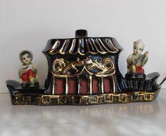 Vintage 1954 55 Premco Mfg Co Asian Oriental TV Lamp Chicago Ill | eBay..