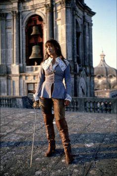 Girl Musketeer