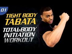 40 Min. Total Body Initiation Workout | Tight Body Tabata 01 - YouTube