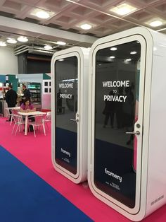 100 Percent Design 2017 at London Design Festival   Creating Happy Offices   Sound Proof Acoustic Phone Booths   Framery UK & Office Blueprint