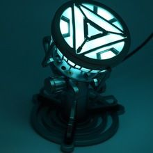 IronMan Arc Reactor 1:1 scale with LED Light Iron Man 3 PVC # Ironman #Action #Figure #Toy