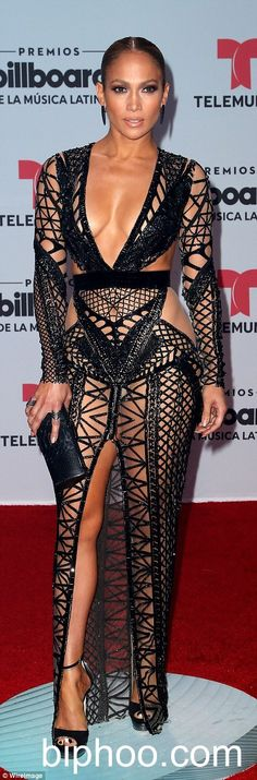 Jennifer Lopez Just Owned The Billboard Latin Music Awards In Her Sexiest Look Yet