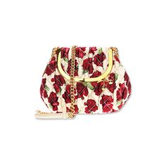 Moschino Quilted Coin Purse Cross Body Bag bags ❤ liked on Polyvore featuring bags, handbags, clutches, moschino, moschino handbag, crossbody handbags, red crossbody, quilted handbags and quilted crossbody