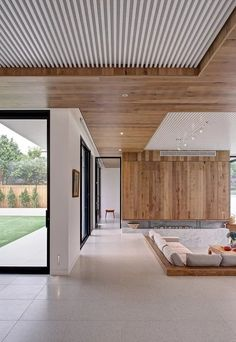 Minimalist Home minimalist, mid-century neutral sunken living room ideas Your Reference Guide To Car Sunken Living Room, Living Room Lighting, Living Room Interior, Living Room Decor, Living Rooms, Living Area, Sofa Retro, Small Room Design, Living Room Remodel