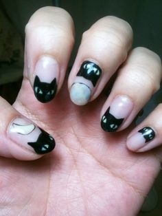 For folks who like to get manicures -this is a cute idea.