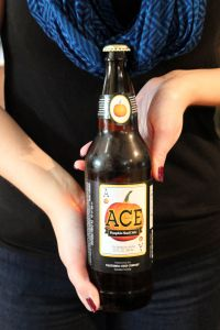 Ace Pumpkin Hard Cider review on thevaguebook.wordpress.com!