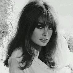 Jean Shrimpton e o cabelo mais lindo dos anos 60 {e o make também, como não notar...} | DDB Inspira @ddbinspira