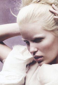 Caroline Winberg for Vogue China
