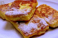 Gina's Italian Kitchen: Cannoli French Toast