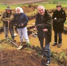 Time Team...an interesting TV show on archeology