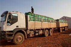#ShelterBox #Trucks #Transportation #DisasterRelief