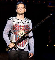 Josh Kaufman in Pippin on Broadway