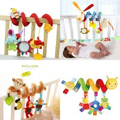 Cheap baby toys Buy Quality rattle toys directly from China baby toys months Suppliers: Baby Toys Month Infant Stroller/Bed/Cot Crib Hanging Infant Kids Educational Cartoon Animal Pattern Rattles Toy The Babys, Travel System, Baby Rattle, Kids Nutrition, Quotes For Kids, Healthy Kids, Baby Toys, Baby Strollers, Baby Products