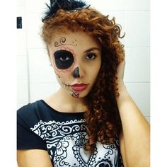 Caveira Mexicana Halloween Dia de los muertos