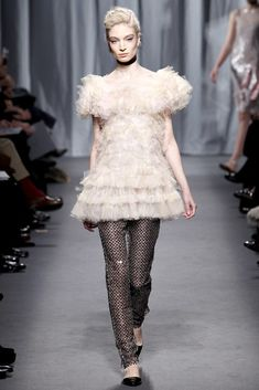 Chanel Spring 2011 Couture Collection Photos - Vogue