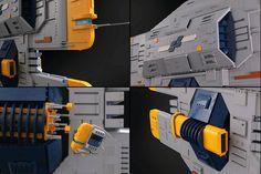 Bishop Details   by Legohaulic