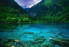 Five Flower Lake, China ♥