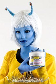 Andorian Star Trek - Prochima advertising | Flickr - Photo Sharing!