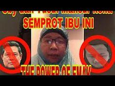 NEKAT!! Ibu Ini Berani Nyemprot SBY Dan Ust Yusuf Mansyur Demi Dukung Ahok