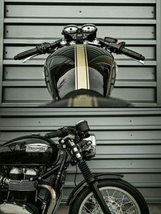 My new bike 2014 Triumph Thruxton