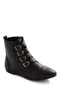 Super want these. Light Painting Boots | Mod Retro Vintage Boots | ModCloth.com