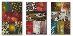 Michael James Studio Quilts : Portfolio : Wanderings