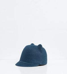 Hat with ears-Hats and scarves-GIRL-ACCESSORIES-KIDS | ZARA United States