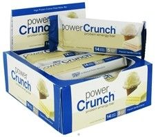 Power Crunch Wafers High Protein Low Carb Bars
