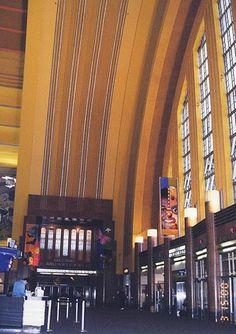 Union Station - Cincinnati    Galen R Frysinger, Photographer