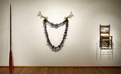 Julie GOUGH | Fugitive history: Killymoon, Spear/oar, Head count Count, History, Inspiration, Home Decor, Art, Biblical Inspiration, Art Background, Historia, Decoration Home