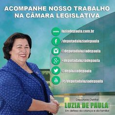 Acompanhe nosso trabalho na Câmara Legislativa. Siga-nos nas Redes Sociais... Compartilhe Comente Curta Site: http://ift.tt/1TVywsi Facebook: http://ift.tt/1RJLjZ5 Instagram: http://ift.tt/1TVxDzT Google: http://ift.tt/1RJLVxG Twitter: https://twitter.com/DepLuziadePaula Canal do YouTube: https://www.youtube.com/c/deputadaluziadepaula #LuziadePaula #Rede #CLDF #EmDefesadasCrianças #EmdefesadaFamília #AmoCeilândia #Sustentabilidade #PeloSocial by deputadaluziadepaula http://ift.tt/1TVyr82