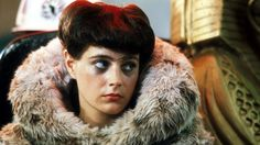 Sean Young as Rachel in Blade Runner Sean Young Blade Runner, Blade Runner Art, Blade Runner 2049, Rachel Blade Runner, Fiction Movies, Science Fiction, Cult Movies, Young Actresses, Film Stills