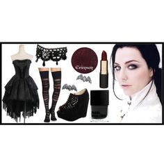 An Amy lee outfit
