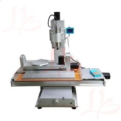 2166.00$ Watch now - alilrl.worldwells... - 2.2KW CNC Router 5 Axis CNC 3040 High-Precision Ball Screw Table Column Type free tax to Russia 2166.00$