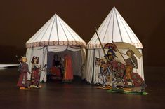 Manesse-tent