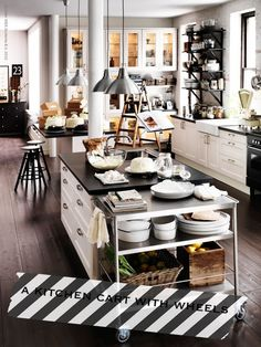 Industrial chic!