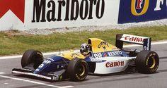 1993 Spanish Grand Prix - Damon Hill