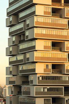 Isay Weinfeld: Edifício residencial, São Paulo