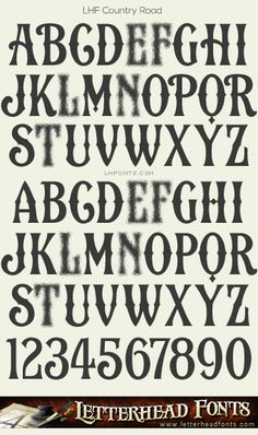 Wonderful Fabulous And Free Western Font Downloads For Your