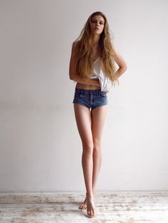My type of girl..