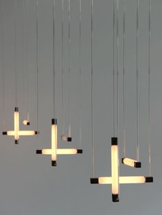 Luminárias pendentes