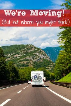 We are Moving but You Won't Guess Where!! - The Frugal Navy Wife