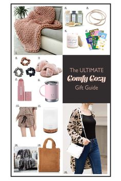 Warm and Cozy Holiday Gift Guide for Her, Teens, Milennials Diy Holiday Gifts, Holiday Gift Guide, Valentine Gifts, Holiday List, Holiday Ideas, Christmas Gifts, Simple Gifts, Easy Gifts, Mother Birthday Gifts