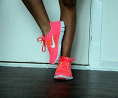 I love Nike shoes(:
