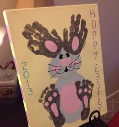 Easter Craft Ideas for Toddlers #easter #craft #toddlers