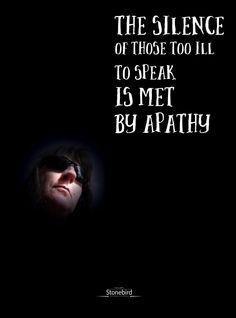 Just ME: Living Death Disease??